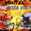 Previa Bengals-Vikings